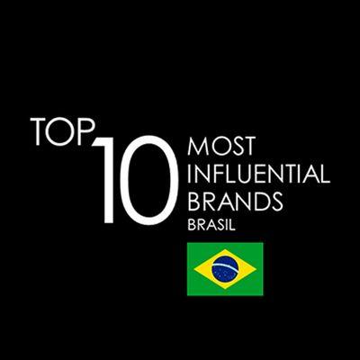 Most Influential Brands: as marcas mais influentes no Brasil